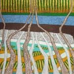 © Paulina Mihai: no title, Oil on Canvas, 2009, 180.0 x 200.0 cm