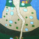 © Paulina Mihai: no title, Oil on Canvas, 2013, 180.0 x 145.0 cm