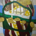 © Paulina Mihai: no title, Oil on Canvas, 2011, 190.0 x 165.0 cm