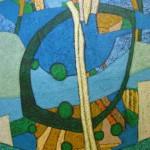 © Paulina Mihai: no title, Oil on Canvas, 2009, 180.0 x 145.0 cm