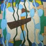 © Paulina Mihai: no title, Oil on Canvas, 2013, 200.0 x 170.0 cm