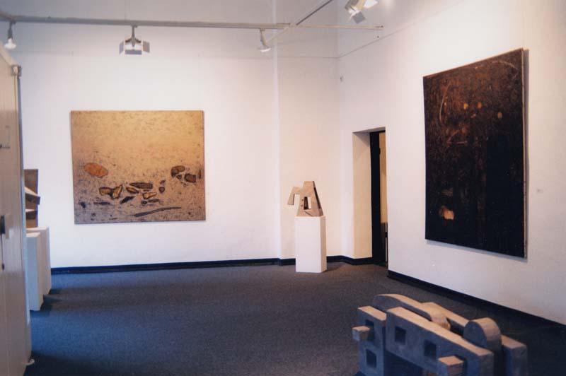 1995 Studio bildende Kunst Baumschulenweg